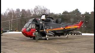 Download Start-up Seaking Mk.48 RS05 at Kleine Brogel airbase Video