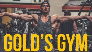 Download Pumped at Gold's Gym Venice - Marc Fitt Video