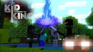 Download [FUNNY] Monster School | The Kid Who Would Be King Challenge - Minecraft animations Video