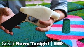 Download 3D-Printed Guns & QAnon Conspiracy: VICE News Tonight Full Episode (HBO) Video