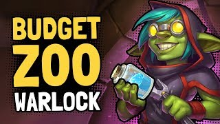 Download Budget Zoo Warlock - Hearthstone Video