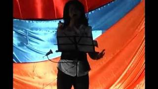 Download Leyla Saribekyan - Lisbon 5-i Hishatakin. Լեյլա Սարիբեկյան Video