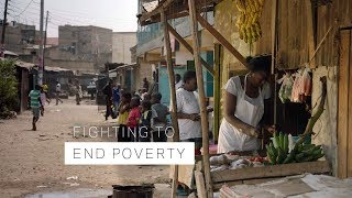 Download Fighting to End Poverty Video