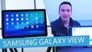 Download Samsung Galaxy View Review | 18.4 Inch Tablet - Best Tablet 2016 Video