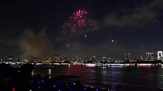 """Download Scene from Odaiba's """"Star Island"""" fireworks (Part 1 of 4: ″Spring″) [RAW VIDEO] Video"""