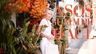 Download ASOS SUMMER DRESS TRY ON HAUL | Summer 2017 + DISCOUNT CODE | Fashion Mumblr Video