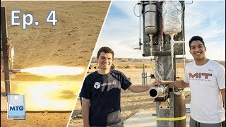 Download Firing a Rocket Engine! A Day in the Life of an MIT Aerospace Engineering Student Ep.4 Video