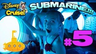 Download Atlantis SUBMARINE VOYAGE, Mini-Golf & MommyTube Gets HYPNOTIZED!!! Disney Cruise Adventure PART 5 Video