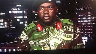 Download Mugabe is 'safe and sound' Zimbabwe's army says Video