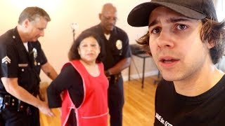 Download MY HOUSEKEEPER WAS ARRESTED!! (FREAKOUT) Video
