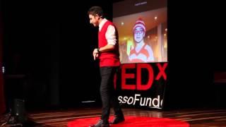 Download Todo mundo precisa de um Vai Lá e Faz | Heryk Slawski | TEDxPassoFundo Video