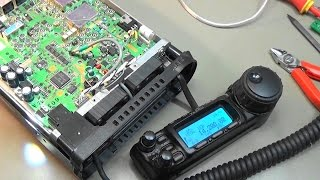 Download #120 Repair: Yaesu FT-857 with PLL unlock Video