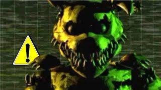 Download NIGHTMARE SPRINGTRAP! Five Nights at Freddy's 3 Mod   FNAF   IULITM Video