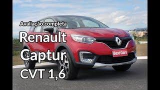 Download Renault Captur CVT ficou mesmo melhor? Confira na avaliação completa | Best Cars Video