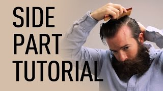 Download Side Parted Men's Hairstyle | Jeff Buoncristiano Video