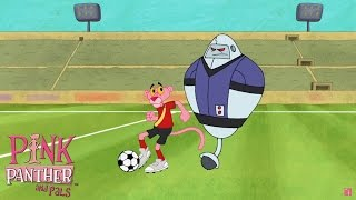 Download Pink on the Pitch | Pink Panther and Pals Video