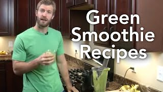 Download Green Smoothie Recipes Video