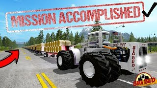 Download WE DID IT! | 2,000 BALES | 55 TRAILERS | FARMING SIMULATOR 2017 Video