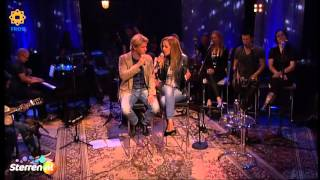 Download Glennis Grace & Thomas Berge - Kon ik maar even bij je zijn - De beste zangers unplugged Video