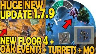 Download *HUGE* NEW UPDATE 1.7.9 - NEW BUNKER FLOOR 4 + OAK EVENTS - Last Day On Earth Survival 1.7.9 Update Video