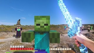 Download Minecraft In Real Life | The Master Sword (PART ONE) Video