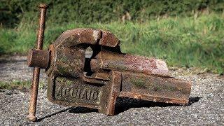 Download Vise Restoration Italian Steel Dovetail Style Video