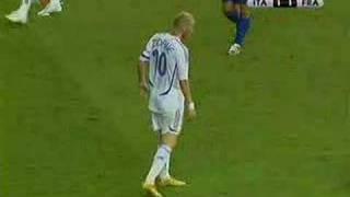 Download Zidan vs Materazzi WC2006 HTV2 Video