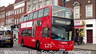 Download London Bus Routes 101-150 Video