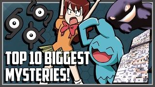 Download Top 10 BIGGEST Mysteries in Pokemon! Video