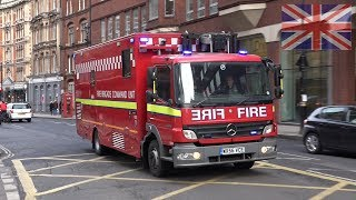 Download [Big Collection] London Fire Brigade responding Video