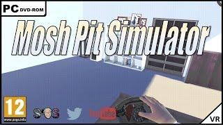 Download Mosh Pit Simulator 360° VR Teaser Trailer Video