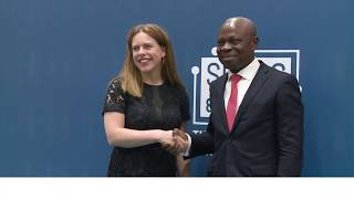 Download President Houngbo meets with Dutch Minister Schouten Video