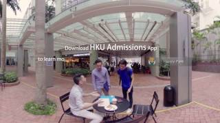 Download Experience HKU in 360° Video