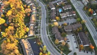 Download Kitchener-Waterloo Hot Air Balloon Ride Video