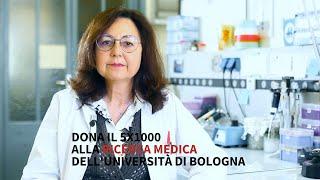 Download Intervista con la Ricercatrice Rossella Solmi: 5x1000 alla ricerca medica Video