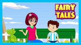 Download Fairy Tales | ″Fairy Tales English Movies″ | Kids Hut | Stories | Tia Tofu | The Princess Story Video