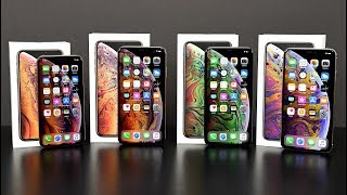 Download Apple iPhone XS vs XS Max: Unboxing & Review (All Colors) Video
