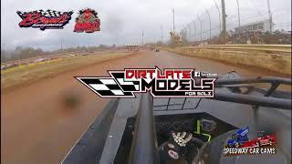 Download #52 Tyler Womack - Sportsman - 11-18-17 Boyd's Speedway - In Car Camera Video