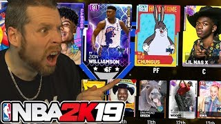 Download What did I just draft on NBA 2K19 Video