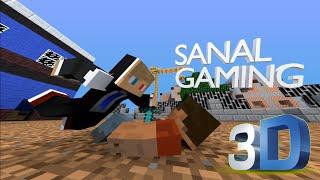 Download Minecraft Skinli [3D] İntro Yapımı - 2 DAKİKA'DA!! Video