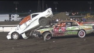 Download L.A. County Fair Demolition Derby 2013 Video