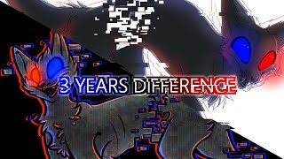 Download We Can Pretend 3 Years Difference Speedpaint Video