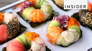 Download Sushi 6 Completely Different Ways Video