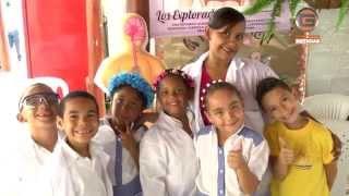 Download HAPPY KIDS REALIZA SEMANA DE LA CIENCIA Video