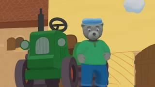 Download Petit Ours Brun 3D - Petit Ours Brun à la ferme Video