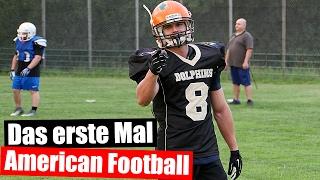 Download Discopumper beim American Football 🏈 Training mit Profis Video