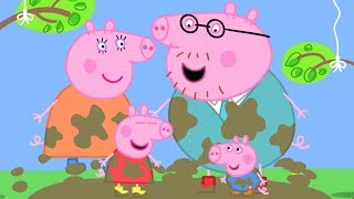 Download Peppa Pig English Episodes - Meet Peppa Pig's Family Peppa Pig Official Video