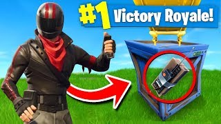 Download TROLLING With *NEW* REMOTE EXPLOSIVES In Fortnite Battle Royale Video