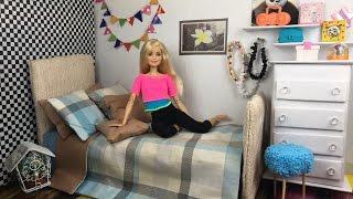 Download Barbieler İçin Yatak Yapımı    Minişler Cupcake Tv Kendin Yap Video
