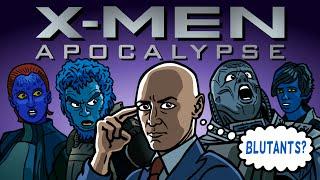 Download X-Men Apocalypse Trailer Spoof - TOON SANDWICH Video